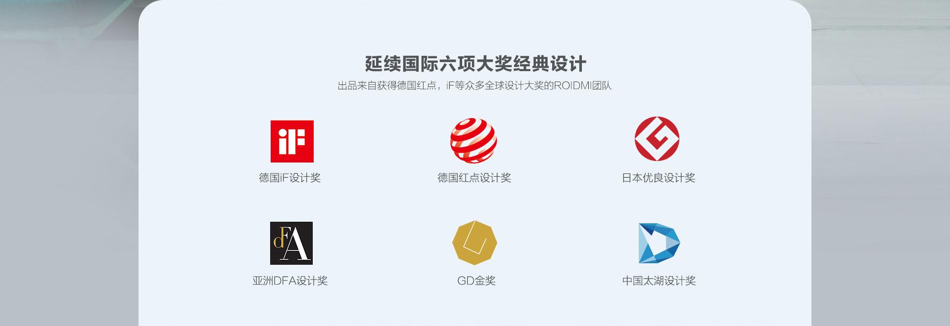 睿米手持无线吸尘器延续国际六项大奖经典设计的详细介绍