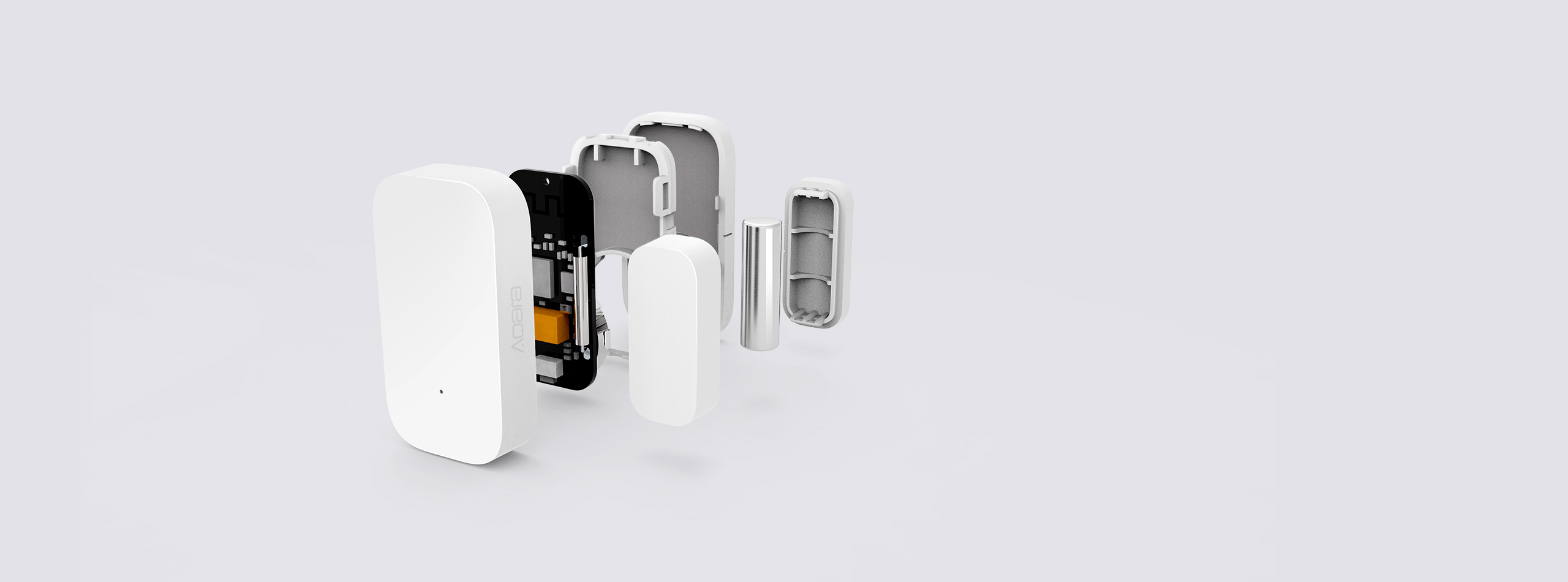 Aqara wireless door alarm details