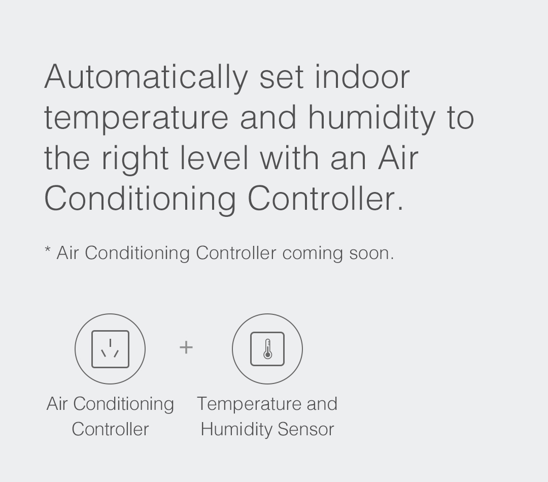 Automatically Set Indoor Temperature and Humidity to the Right Level with an Air Conditioning Controller