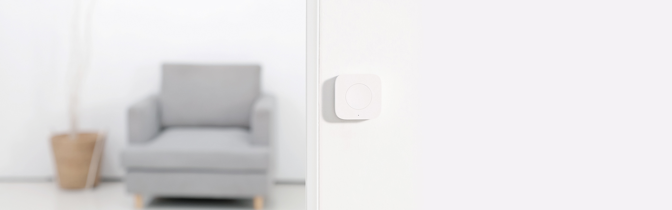 Aqara wireless mini switch - homekit remote switch for Aqara smart devices