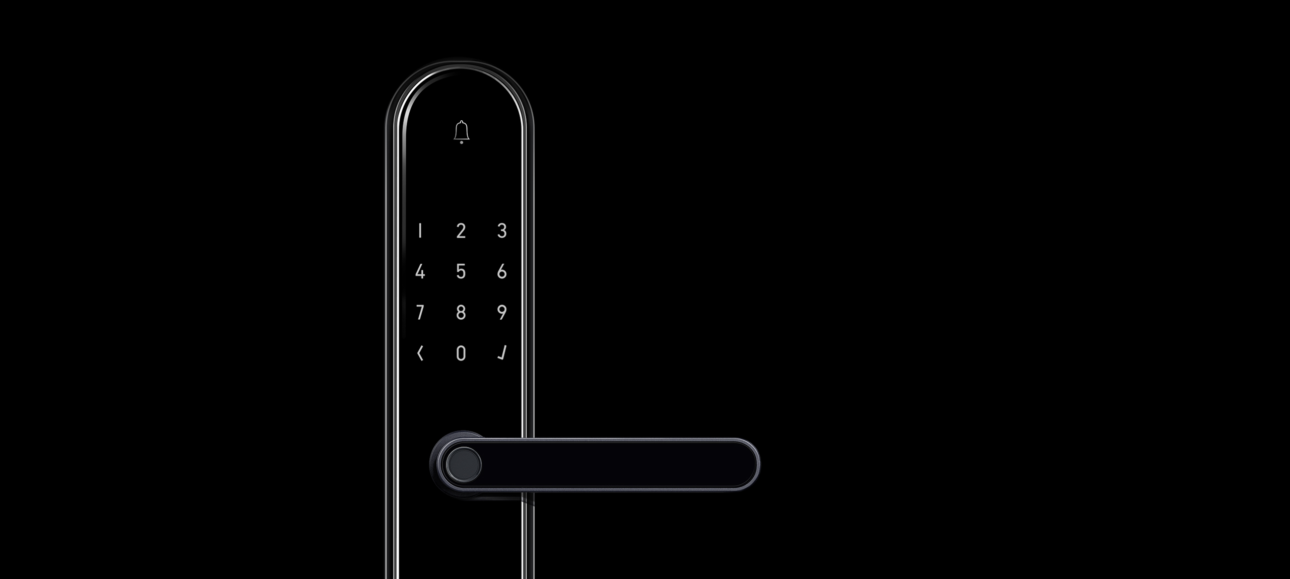 Aqara door lock S2 - HomeKit smart door lock