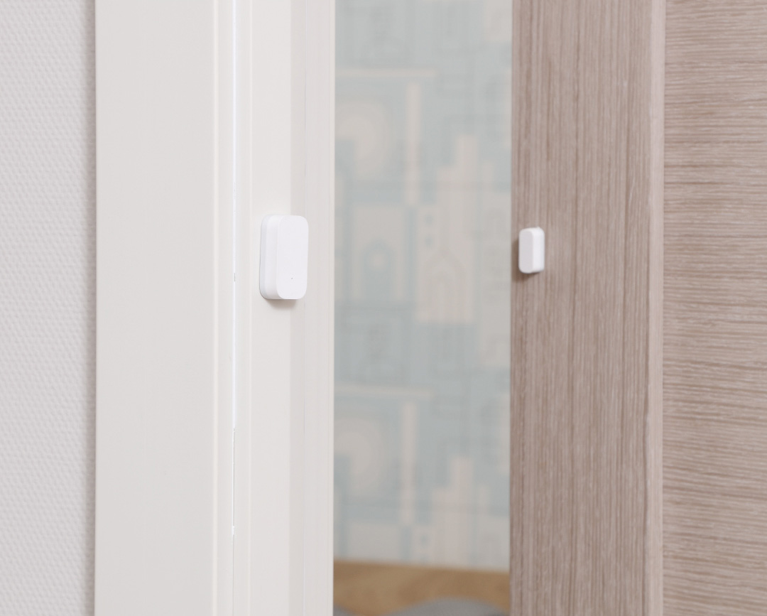 Home security with Aqara Gateway us version & Aqara door/window sensor