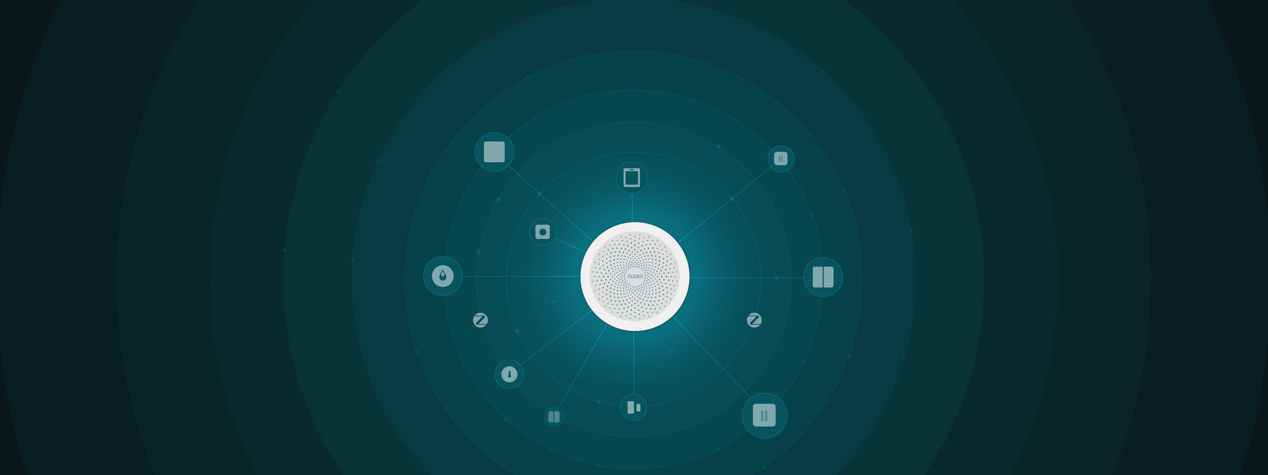 Aqara hub - smart home gateway