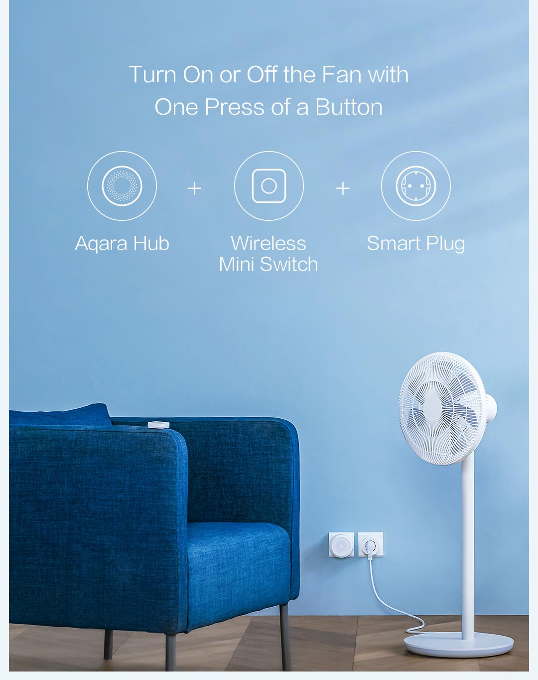 Aqara Smart Plug US version specification