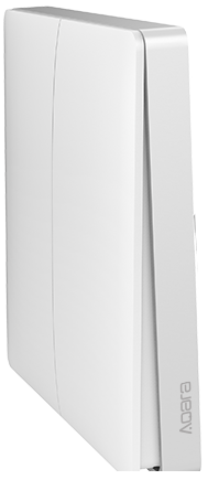 panel of Aqara smart switch without neutral