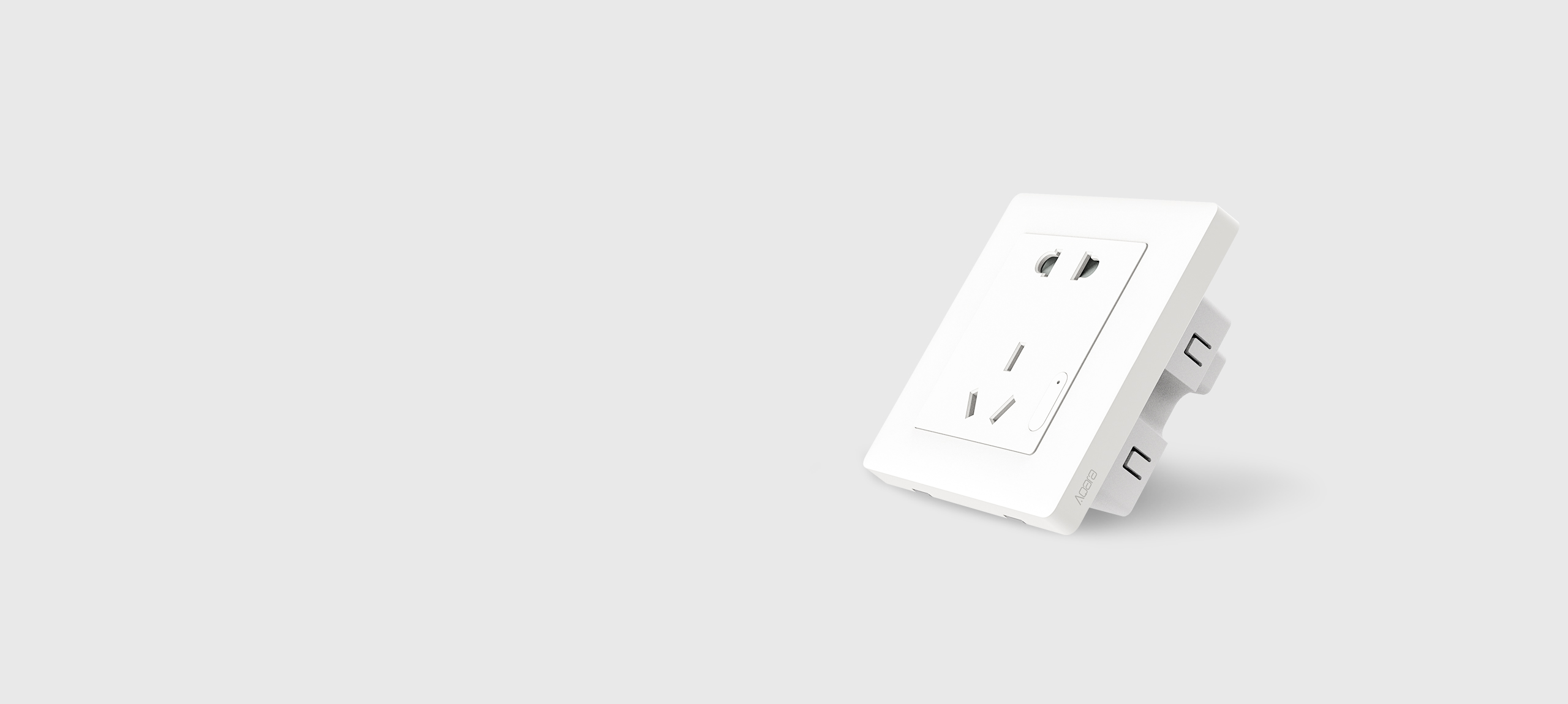 Aqara wall outlet - homekit smart wall socket