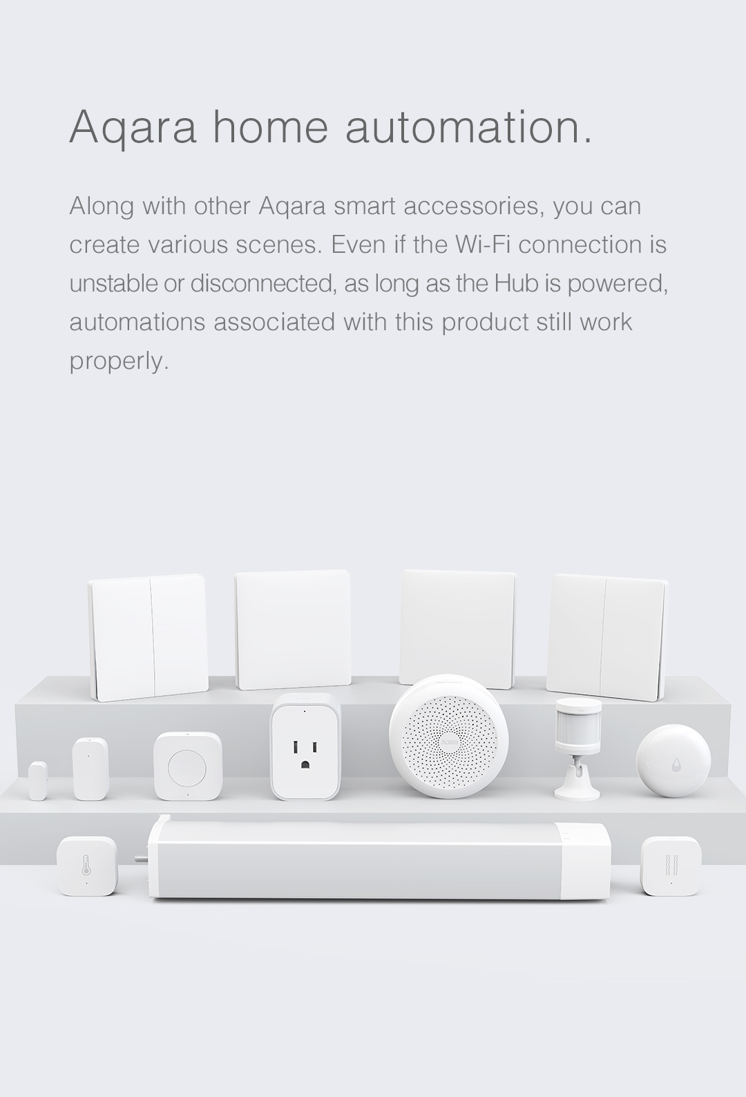 aqara smart home devices