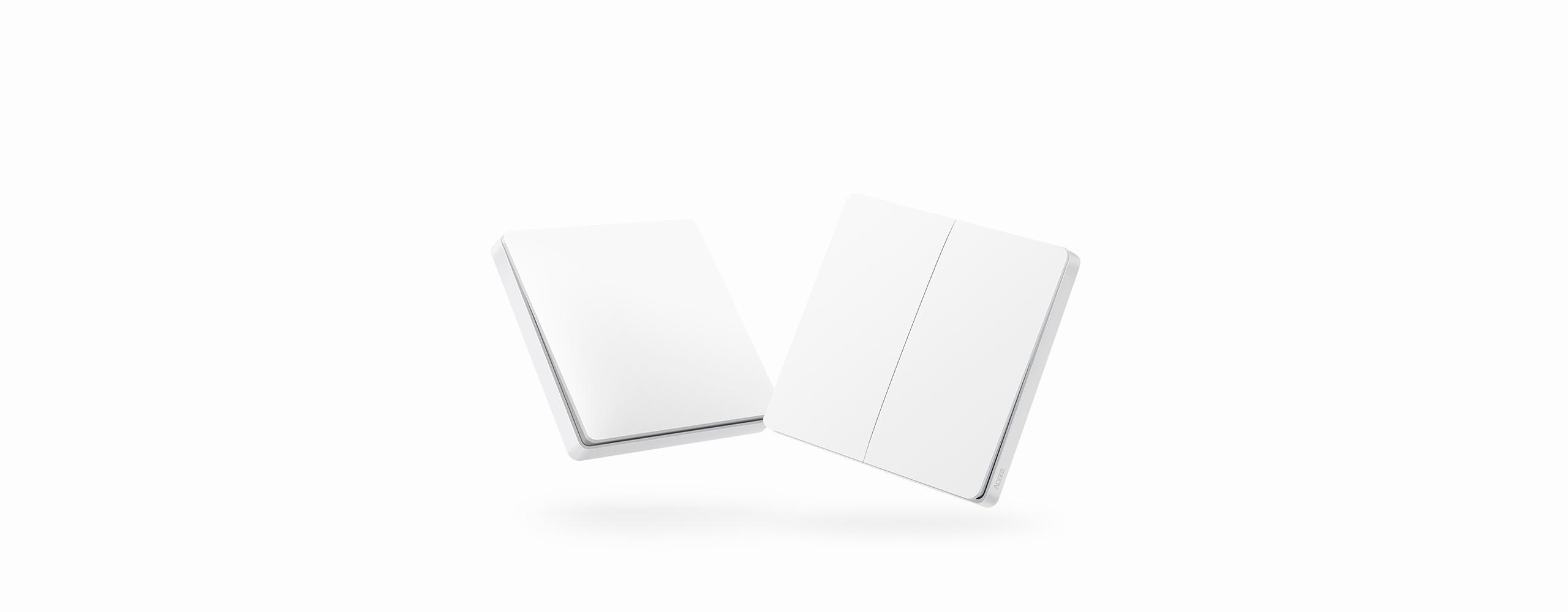 Aqara wireless remote light switch simplifies smart lighting