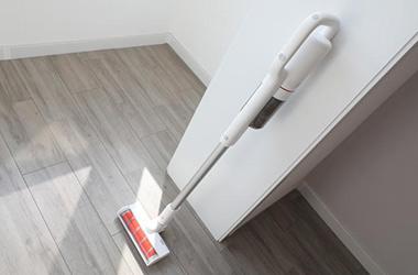小米生态链再发智能新品 睿米无线吸尘器入手测评