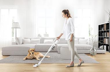 无绳吸尘器给家庭带来了多少便利?