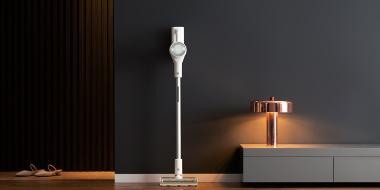 华为生态发布第一款,清易无线吸尘器,抗菌设计惊艳亮相