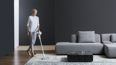 Huawei ecology released the first model, Clea cordless vacuum cleaner, anti-bacterial design stunning the audience