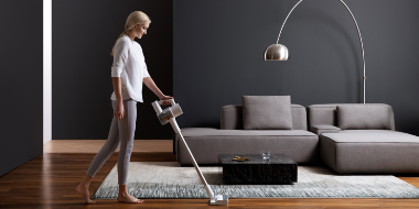 Huawei Eco's first cordless vacuum cleaner is the best design for Chinese
