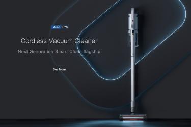 创高端无线吸尘器海外众筹新纪录,睿米X30 Pro搅动国际市场