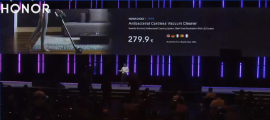 Appeared at HUAWEI's global conference, XCLEA Smart Clean shines at IFA2020